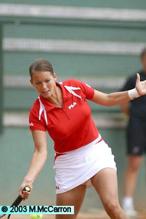 Petra Mandula Petra Mandula Advantage Tennis Photo site view and purchase